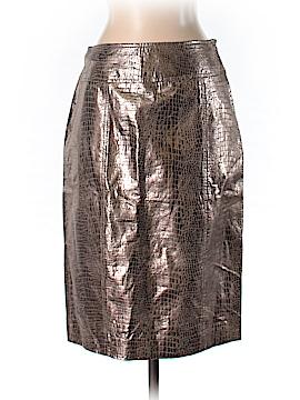 Newport News Leather Skirt Size 2