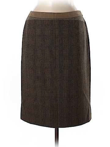 ETRO Wool Skirt Size 44 (IT)