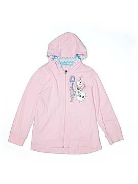 Disney Zip Up Hoodie Size X-Large (Kids)