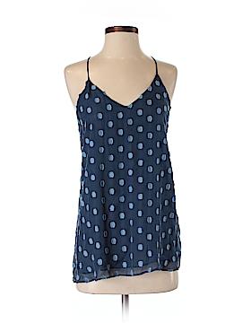 Drew Sleeveless Silk Top Size S