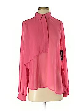 Allen B. by Allen Schwartz Long Sleeve Blouse Size XS