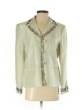 Terry Lewis Silk Blazer Size S