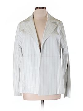 Shamask Leather Jacket Size Med (1)