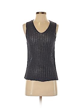 Donna Karan Signature Sleeveless Top Size M