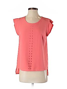Brixton Short Sleeve Blouse Size XS