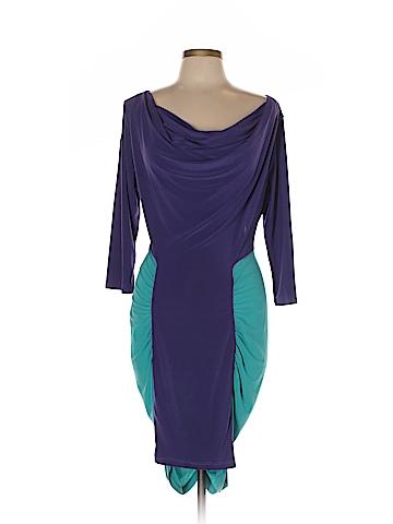 Dots Casual Dress Size XL