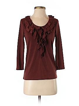 Rafaella 3/4 Sleeve Top Size P