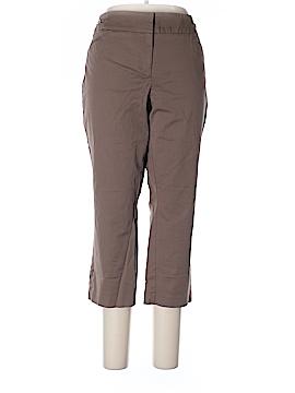 7th Avenue Design Studio New York & Company Khakis Size 18 (Plus)