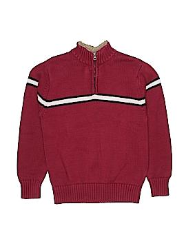 Little Traveler Pullover Sweater Size 10
