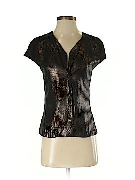 Narciso Rodriguez for DesigNation Short Sleeve Blouse Size XS