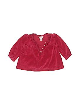 Chaps Long Sleeve Blouse Size 3 mo