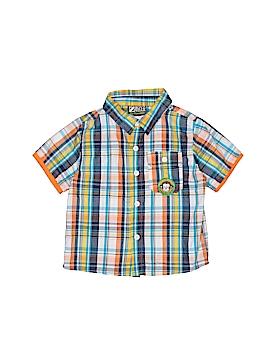 Z Boys Wear Short Sleeve Button-Down Shirt Size 24 mo