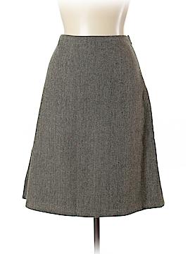 Geoffrey Beene Sport Wool Skirt Size 12
