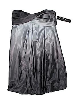 Onyx Cocktail Dress Size 10