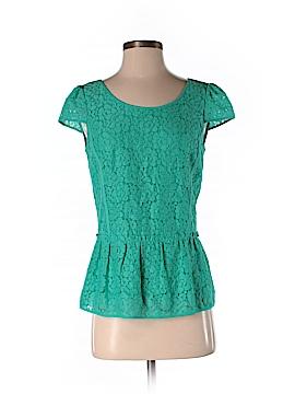 Ann Taylor Short Sleeve Top Size 0 (Tall)