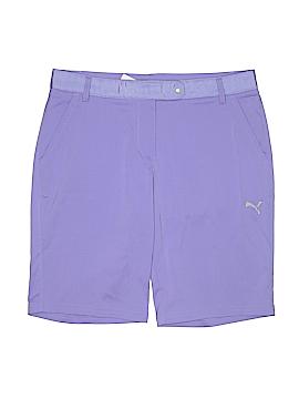Puma Khaki Shorts Size 8