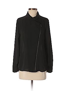 Krisa Long Sleeve Blouse Size M