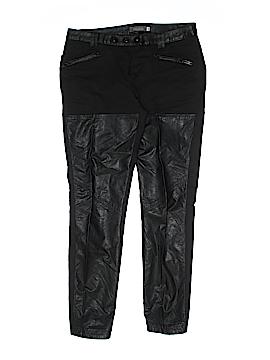 Gracia Faux Leather Pants Size M