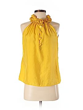 J. Crew Factory Store Sleeveless Silk Top Size XS