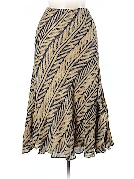 Lauren by Ralph Lauren Silk Skirt Size S