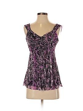 INC International Concepts Sleeveless Blouse Size XS