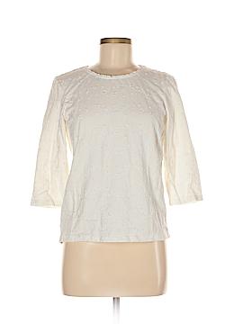 Denim Co 3/4 Sleeve Blouse Size M