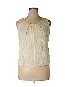 Talbots Sleeveless Silk Top Size 16 (Petite)