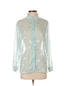 BonWorth Long Sleeve Blouse Size XS (Petite)