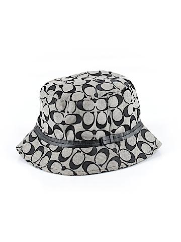 Coach Sun Hat One Size