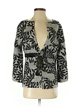 Heather B Wool Cardigan Size S