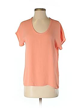 Soprano Short Sleeve Blouse Size S
