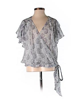 Moulinette Soeurs Short Sleeve Blouse Size 2