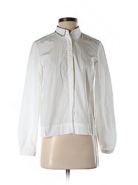 Max Mara Studio Long Sleeve Button-Down Shirt Size 2