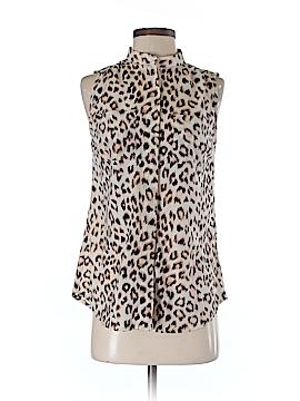 Dalia Collection Sleeveless Blouse Size XS