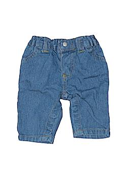 Bon Bebe Jeans Size 0-3 mo