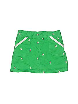 Dockers Denim Skirt Size 24 mo