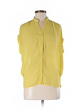 LoveRiche Short Sleeve Blouse Size M