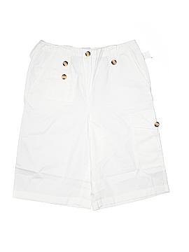 Talbots Cargo Shorts Size 8