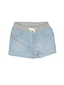 Jumping Beans Denim Shorts Size 12 mo