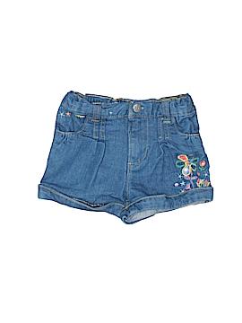 WonderKids Denim Shorts Size 18 mo