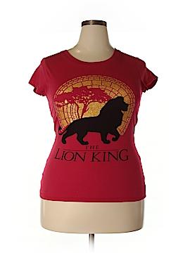 Disney Short Sleeve T-Shirt Size 19