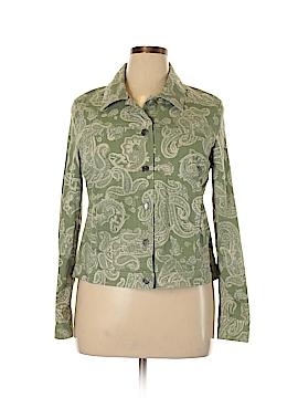 Croft & Barrow Denim Jacket Size 14