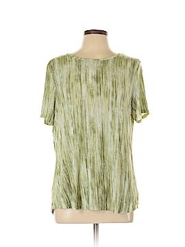 Lisa Rinna Short Sleeve Top Size L