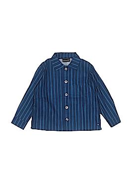 Marimekko Long Sleeve Button-Down Shirt Size 90 (CM)