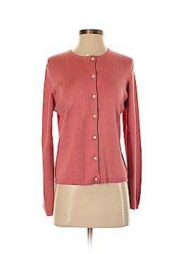 Isda & Co Silk Cardigan Size S