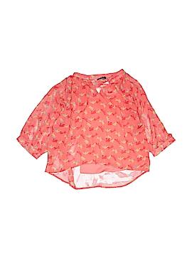 Zunie 3/4 Sleeve Blouse Size 7/8