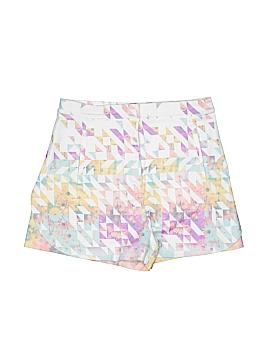 Tibi Khaki Shorts Size 8
