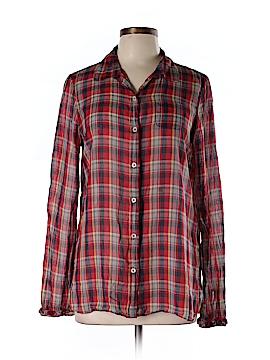 Paper Boy Long Sleeve Blouse Size L