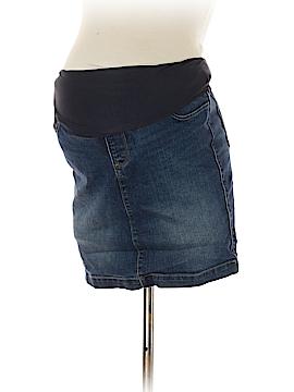 Old Navy - Maternity Denim Skirt Size 1 (Maternity)