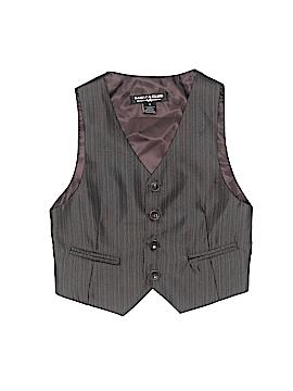 Sahara Club Tuxedo Vest Size 4
